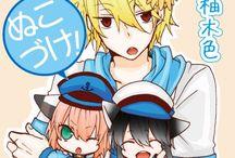 Nukoduke / They are so cute >■<