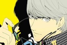 Persona 4 / Naoto =■= go girl!