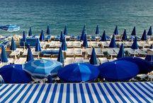 St. Tropez   France   summer / l'été / A la plage, St. Tropez, Côte d'Azur, La Ramatuelle, Pampelonne beach