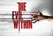 The Evil Within / Might have repins (>д<)