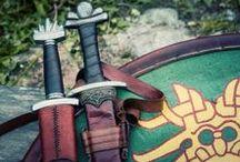 Viking stuff / Inspiration! Outfits, hairs, decoration and stuff.