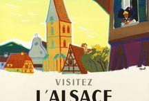 Alsace / Alsace   Elzas