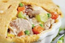 Fall Flavors / Embrace the cool weather with cozy fall meals. / by Marsh Supermarkets
