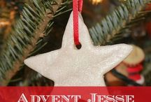 Advent | Adventus | Avent / Traditions de Noël | Levavi | Populus Sion | Gaudete | Rorate