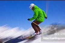 Skiing Shots