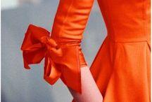 Orange? / Orange | Arancio | Oranje | couleurs