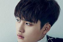 디오 ✤ D.O. / Oh so squishy Kyungsoo....