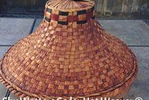 Shy Watters Cedar Hat Weaver