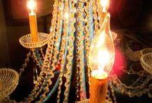 LAMPS / CHANDELİER
