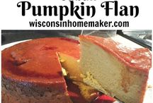 Dessert Recipes from Wisconsin Homemaker / These are my favorite dessert recipes--ever!