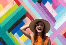 Miami / the summer colors of Miami