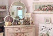 Shabby chic / by Hope Ware