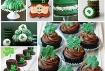 St. Patricks day ideas / by Hope Ware
