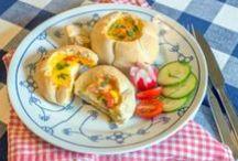 Lunch / Een overzicht van de heerlijkste lunch recepten die op Keukenliefde zijn verschenen.
