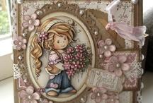 Cards - Whimsy & Mariska
