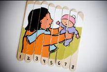 Kinderen - Spelletjes (om zelf te maken)