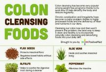 Detox and Cleansing / FInd detox and cleansing tips to help you have a healthy colon and body.