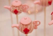 Cake pops :-) :-)  / by eleni artcraft