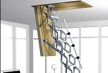 Commercial Loft Ladders