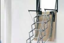 Vertical / Wall Application - Loft Ladders