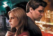 Buffy's fan / I'm a huge fan of Buffy: