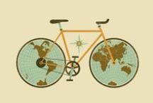 Me gusta viajar, me gusta geografia, me gustas tu!!!