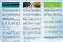 Tri-Fold Brochure Samples