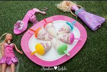 Kinderrecepten / Leuke en makkelijke recepten om samen met je kinderen te maken.