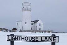 Vuurtorens - lighthouses