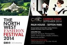 The North West Fashion Festival / Bringing together the North West's leading influence's, designers and fashion crowd in luxury style.
