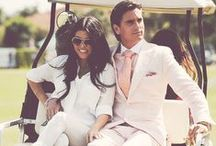 Best Dressed Couples / We all wish our other half could dress this well