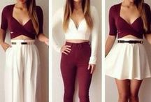 Dress to impress / The most beautiful clothes!