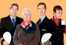 Cabin Pressure / some of my favorite cabin pressure quotes and where they were said!!!!