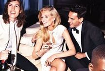 Black Tie Dinner / With our Black Tie Dinner fast approaching, we've put together some glamorous black tie images!