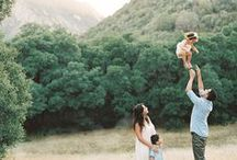 Family Portrait Photography Session | The Garcias / Film Photography Family Portrait Session in Malibu, California. Loved this awesome family photoshoot!! You'll even find some super adorable kids fashion ideas from these stylish kiddos :)