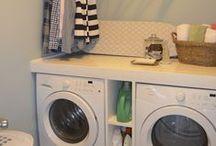 Laundry decor / Laundry decor