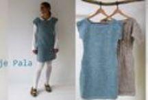 Hand Knitted dresses / Hand knitted dresses. Handgebreide jurkjes. Handgemaakt. handmade. Knitwear.
