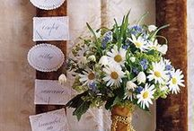 Beautiful Blues & Cream / Weddings & Event Planning ~ Samira Stevenson   www.samirastevenson.com