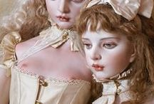 Japanese art dolls. Искусство японской авторской куклы