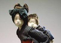 Yuki Atae. Dolls just like people. Куклы как люди /