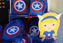 Fiesta de Capitán América