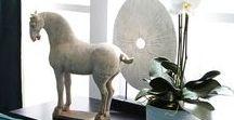 Ceramic Horse.