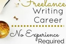 Freelancing / When you first start freelancing, everything can seem a little overwhelming. Here you will learn how to approach freelance writing, how to find clients, and how to get high-paying jobs.