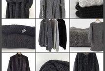 Slow Knitwear BreiZuss / Met de hand gebreide vesten in vel kleuren. Ook in opdracht mogelijk. www.breizuss.nl