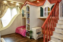 KIDS BEDROOM / by Linda Staner
