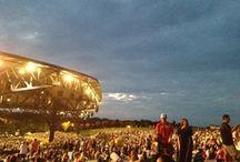 Entertainment: Past Concert Venues