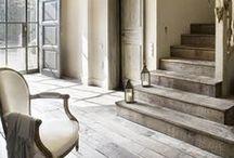 Dettagli per ogni angolo della casa / Per un lavoro ottimale porte, finestre, lampade, cammino....