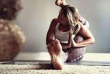 Inspirational Yoga / Yoga poses to work towards....