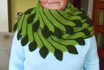 HANDMADE BY ME http://welnomaniaczka.blogspot.com/ / My knitting