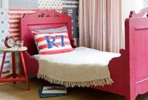 cama vermelha